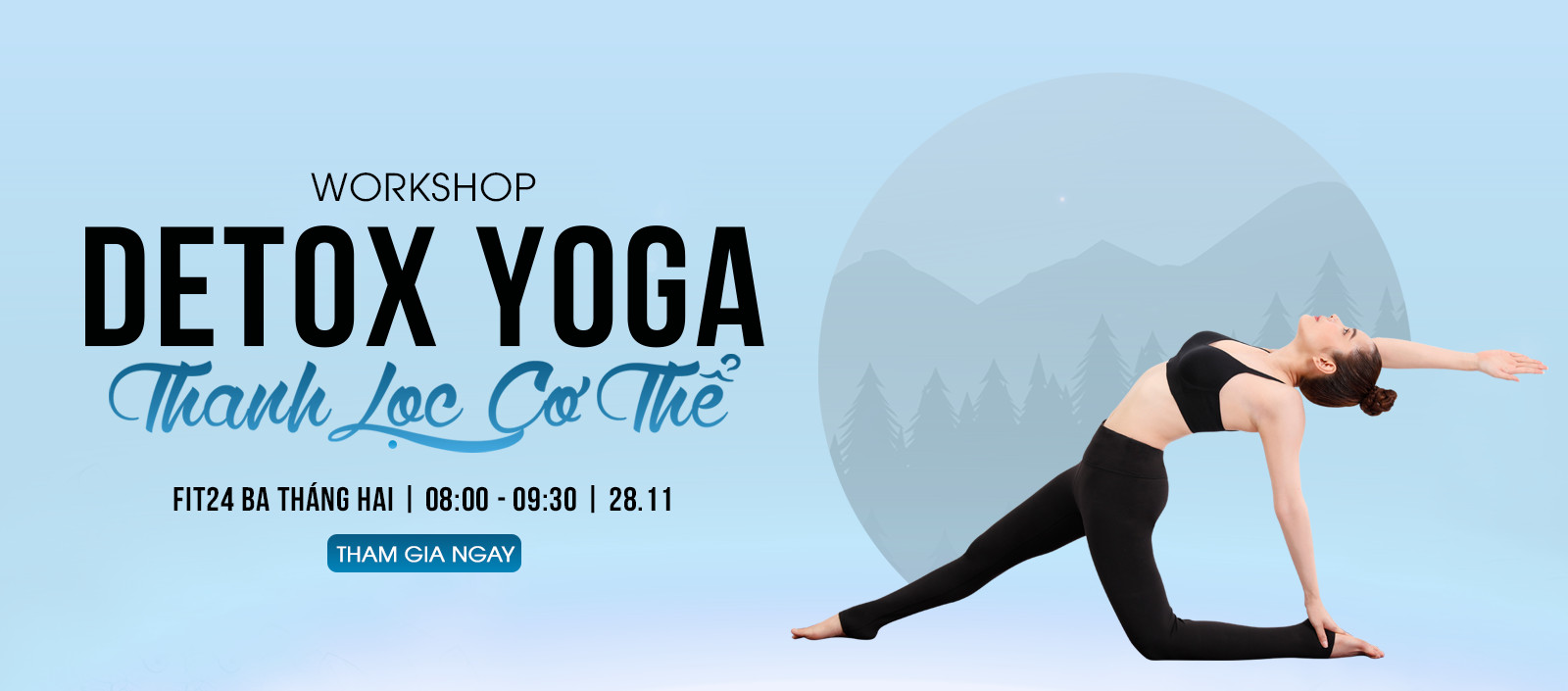 workshop Yoga Detox